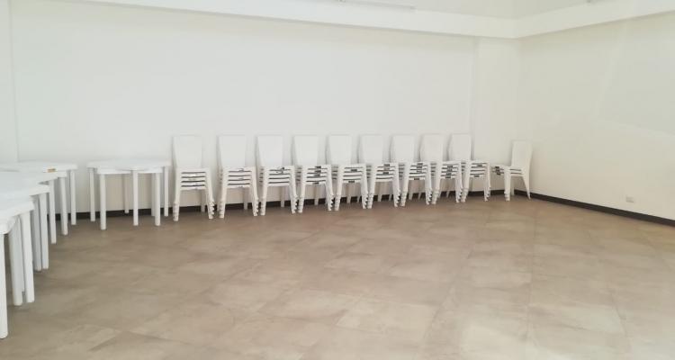 Apartamento para venta barrio Laureles Primer Parque salon social