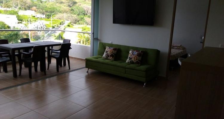 Apartasol amoblado en venta San jeronimo salon y balcon