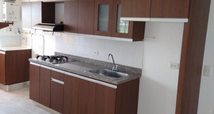 Apartamento para venta en La Estrella sector La Ferreria cocina