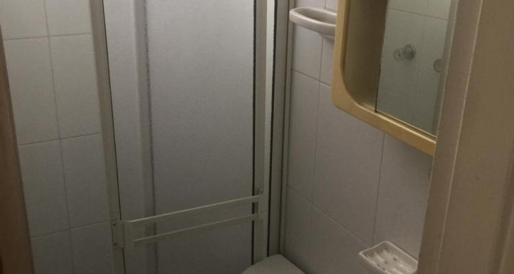 Apartaestudio en arriendo Laureles baño
